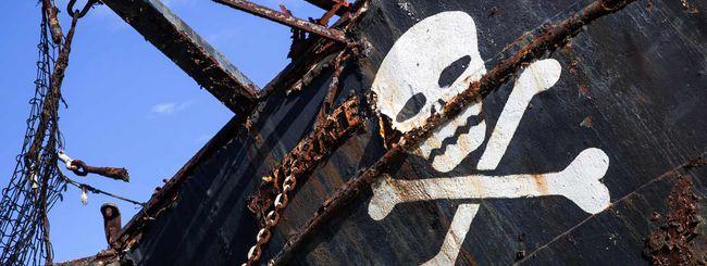 In UK la pirateria si combatte a colpi di banner