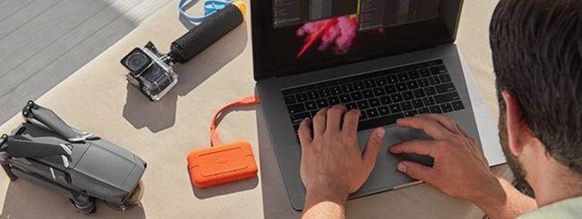 Attiva annuncia i nuovi LaCie SSD Rugged