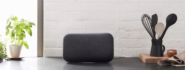 Google Home Quartz: uno smart speaker con display