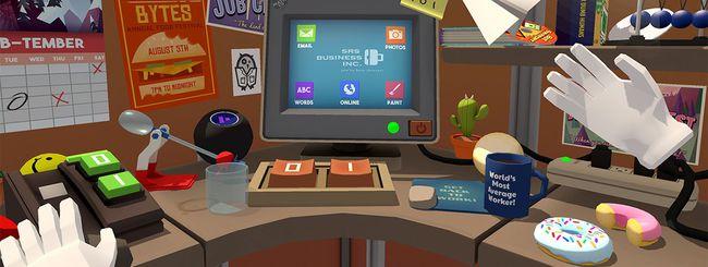 VR: Google compra lo sviluppatore di Job Simulator
