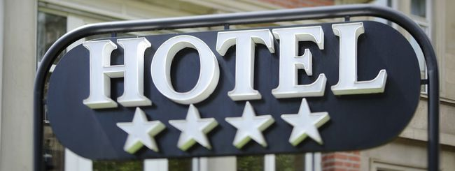 Google mostra i luoghi intorno all'hotel