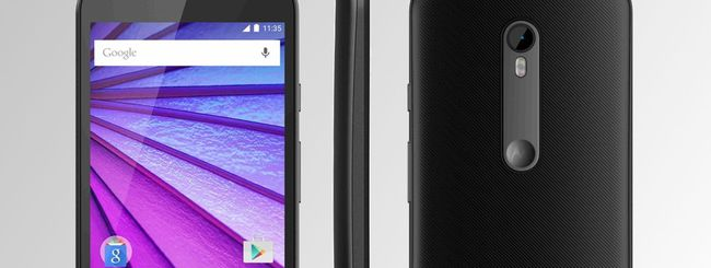 Moto G (2015): display full HD e 2 GB di RAM?