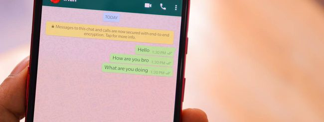 Inviare messaggi a tempo con WhatsApp