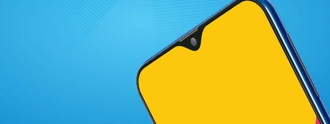 Samsung Galaxy M20 e M10, specifiche complete