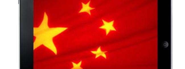 Niente iPad in Cina, questione di copyright