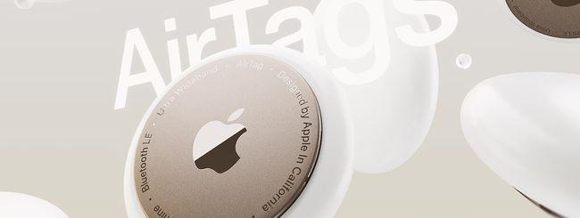 AirTags, lancio imminente: le prove sul vostro iPhone, ora