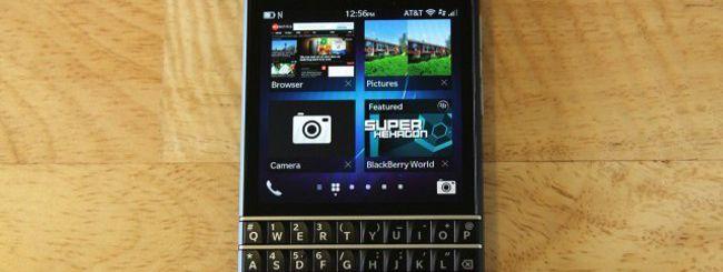 BlackBerry Q10, le prime recensioni
