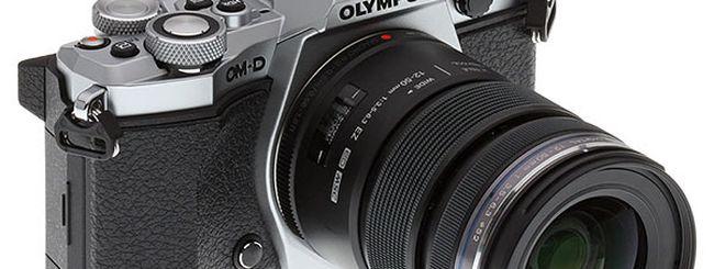 Confermata la Olympus E-M5 Mark III
