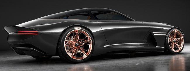 Genesis Essentia: l'auto concept con fingerprint