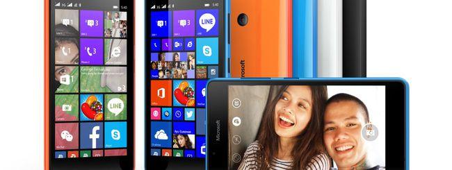 Kantar, Windows Phone cala in Italia
