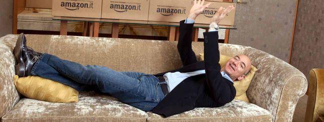Amazon è ancora di Bezos nonostante il divorzio