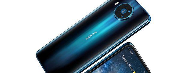HMD Global annuncia Nokia 8.3 5G, 5.3 e 1.3