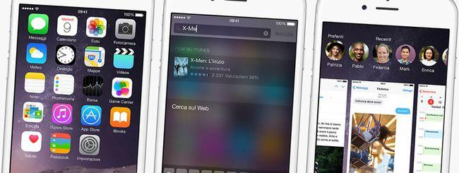 iOS 8.0.1 arriverà presto, focus su performance