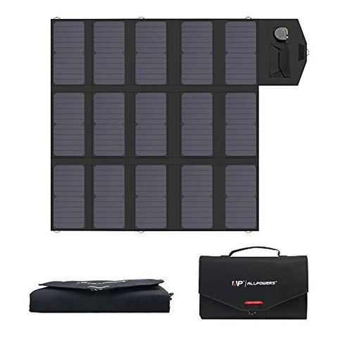 Caricabatterie solare AllPowers 100W