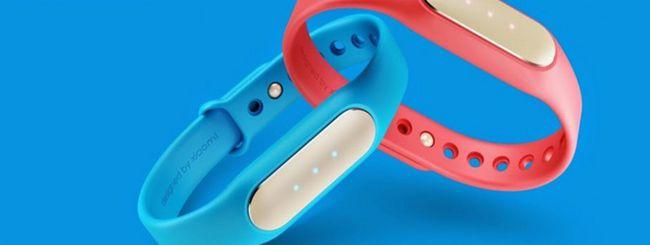 Xiaomi Mi Band, bracciale da fitness a 13 dollari