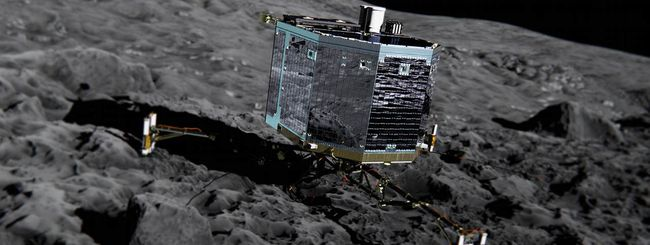 Rosetta è sulla cometa dopo 10 anni di viaggio