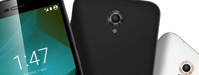 Smart prime 7, smartphone per Vodafone Pay