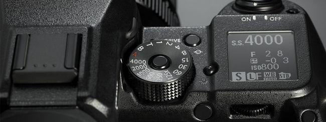 Fujifilm GFX 50S, una mirrorless medio formato