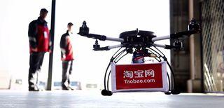 Consegne via drone
