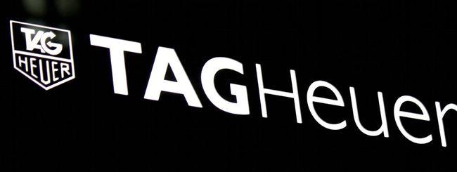 TAG Heuer produrrà un proprio smartwatch