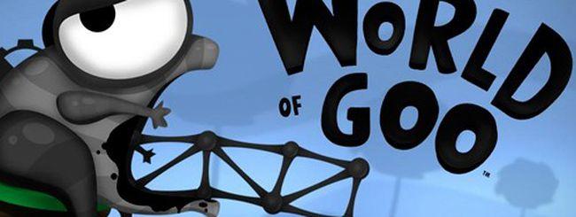 World of Goo disponibile sull'Android Market