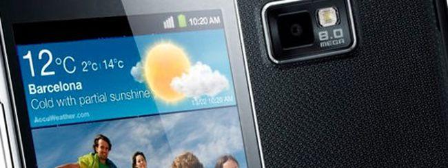 Samsung Galaxy S2 a quota 20 milioni