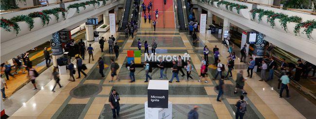 Microsoft Ignite: tutti i principali annunci