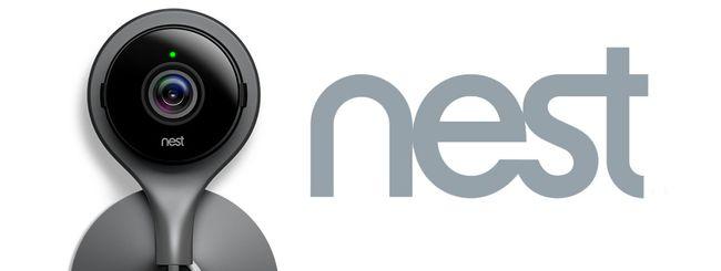 Nest Cam, l'evoluzione di Dropcam