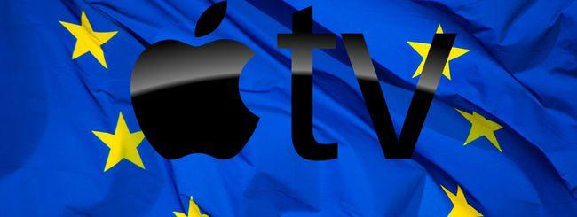AppleTV+, la UE vuole più contenuti europei o messa al bando