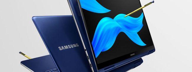 Samsung lancia il Notebook 9 Pen