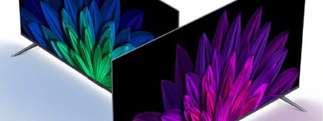 Xiaomi Mi TV 5 e 5 Pro ufficiali: specifiche