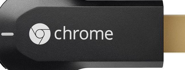 Primo aggiornamento OTA per Chromecast