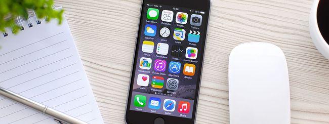 iOS 8 raggiunge il 77% di diffusione