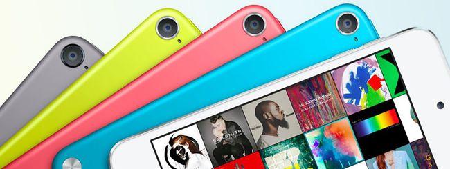 iTunes 12.2 svela nuovi iPod