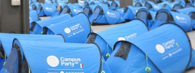 Campus Party Italia 2: Milano, 18-22 luglio