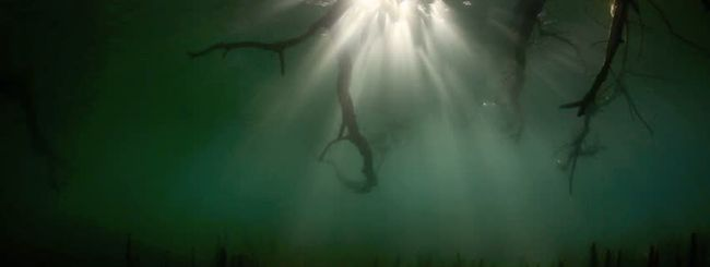 iPhone X sott'acqua senza cover crea un video quasi irreale