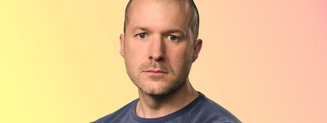 Jonathan Ive di nuovo alla guida del design Apple
