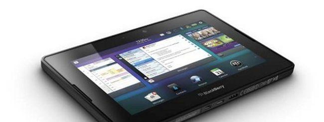 RIM annuncia il BlackBerry PlayBook 4G LTE