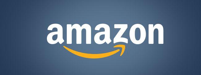 Amazon regala 10 euro a chi usa l'app per la prima volta