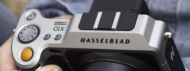 Hasselblad X1D, una mirrorless medio formato