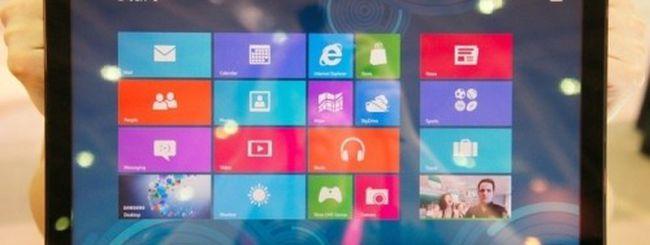 Samsung Serie 5 Ultra Touch e Hybrid PC con Windows 8