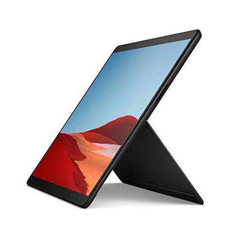 Microsoft Surface Pro X Computer Portatile 2-in-1, 13″, 16 Gb RAM – 256 Gb SSD, Nero