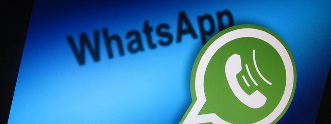 WhatsApp: videochiamate di gruppo fino a 8 utenti