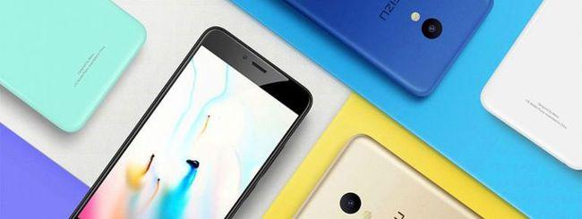 Meizu M5, smartphone economico con 3 GB di RAM