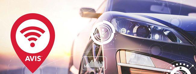 Mobilità del futuro, Avis App per l'autonoleggio