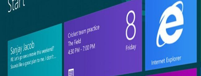 Windows 8, tutte le regole per l'upgrade