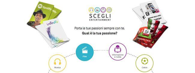 Vodafone Scegli Entertainment