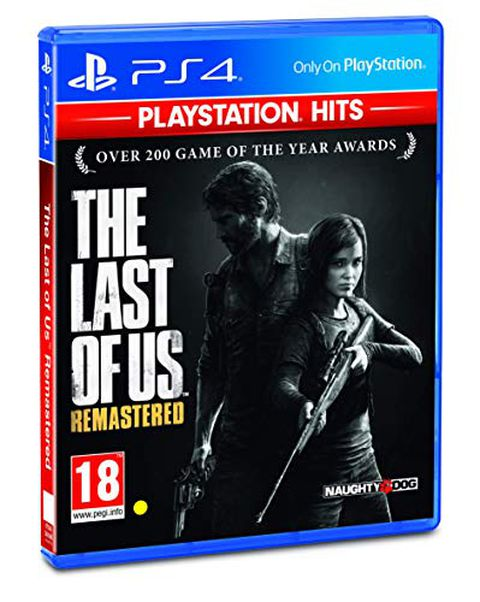 The Last Of Us (Playstation 4)