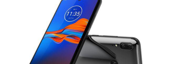 IFA 2019, Motorola annuncia il Moto E6 Plus