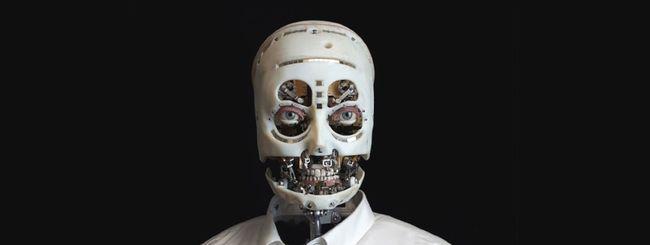 Disney sviluppa un robot realistico ma inquietante